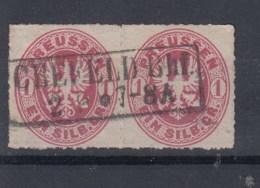 Preussen (XX) Michel Kat.Nr. Gest 16 Paar - Preussen