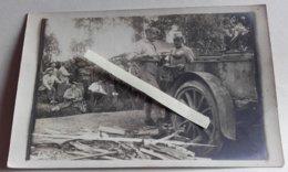 1916 Roulante Du 81 Eme Regiment Infanterie Rata Soupe Tranchée Poilu 1914 1918 WW1 14/18 1WK 2CPH - War, Military