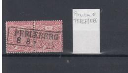 """NDP (XX) Michel Kat.Nr. Stempel Preussen """"Perleberg"""" - Norddeutscher Postbezirk"""