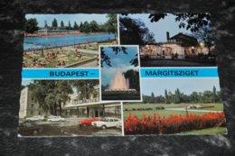 6699     BUDAPEST, MARGARET ISLAND - Ungheria
