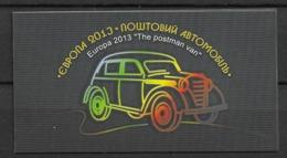 2013 MNH Lukraine, Booklet Postfris** - Europa-CEPT