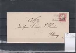 "Reich (XX) Michel Kat.Nr. 19 EF ""Neustadt"" - Used Stamps"