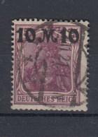 Reich (XX) Michel Kat.Nr.   Gest 157 II Gepr (3) - Alemania