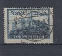 Reich (XX) Michel Kat.Nr.  Gest 261a Gepr - Alemania