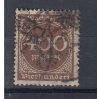 Reich (XX) Michel Kat.Nr.  Gest 271 Gepr - Alemania