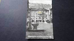 Austria - Innsbruck - Herzog Friedrichstrasse Mit Goldenem Dachl - Um 1953 - Look Scans - Innsbruck