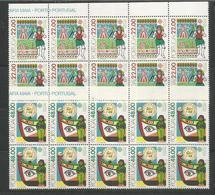 10x PORTUGAL - MNH - Europa-CEPT - Children - 1981 - Europa-CEPT