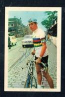 CYCLISME - WIELRENNEN - CICLISMO - 1 CHROMOS EDDY MERCKX - CHAMPION DU MONDE - SIGNER - TRES RARE - Cyclisme