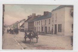 Main Street. Newmarket-on-Fergus. - Clare