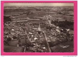 CPSM (RÉF : VV586) SAINT-LAMBERT-du-LATTAY (49 MAINE ET LOIRE) Vue Générale Du Bourg - Francia