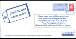 """B1-036F Lot De PAP """"Briat"""" - Lots Et Collections : Entiers Et PAP"""