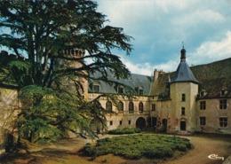 03 Veauce, Château De Veauce, Ebreuil, Cour D'Honneur - Frankreich