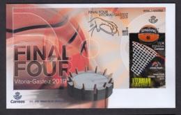 4.- SPAIN 2019 FDC BASKET FINAL FOUR - VITORIA - Baloncesto
