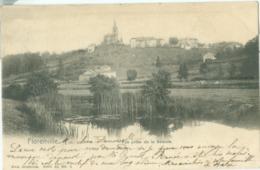 Florenville 1903; Vue Prise De La Semois - Voyagé. (Nels - Bruxelles) - Florenville