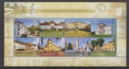 5.- HUNGARY 2018 Castles In Hungary - Castillos