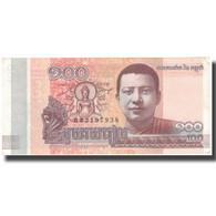Billet, Cambodge, 100 Riels, 2014, SUP - Cambodge