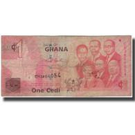 Billet, Ghana, 1 Cedi, 2007-07-01, KM:37a, B - Ghana