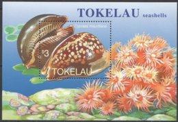 Tokelau 1996 Yvertn° Bloc 13  *** MNH Cote 7,00 Euro Faune Coquillages Schelpen Shells - Tokelau