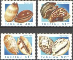 Tokelau 1996 Yvertn° 233-136  *** MNH Cote 10,00 Euro Faune Coquillages Schelpen Shells - Tokelau