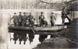 CPA 2763 - MILITARIA - Carte Photo Militaire - Soldat Robert MOCK ( Alsacien ) à WARSCHAU - VARSOVIE ( Pologne ) - Personen