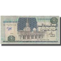 Billet, Égypte, 5 Pounds, KM:59, B+ - Egypte