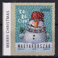 38.- HUNGARY 2018 CHRISTMAS - Navidad