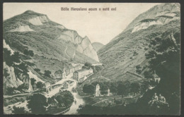 Romania-----Băile Herculane-----old Postcard - Romania