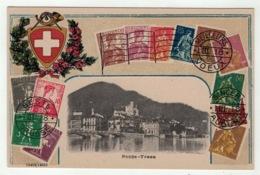 Suisse /Schweiz/Svizzera/Switzerland // Tessin //  Ponte-Tresa - TI Ticino