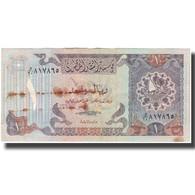 Billet, Qatar, 1 Riyal, KM:13a, TB+ - Qatar