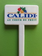 259 - Touilleur - Agitateur - Mélangeur à Boisson - Calidi - Jus De Fruits - Swizzle Sticks