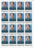 Advertising - WARHOL - Mao Tse-tung,China - Reclame