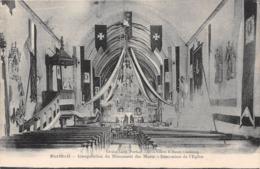 PORTBAIL - Inauguration Du Monument Des Morts - Décoration De L'église - Autres Communes