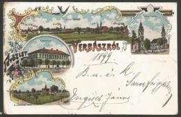 Serbia------Vrbas------old Postcard - Serbia