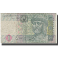 Billet, Ukraine, 1 Hryvnia, 2004, KM:116a, TB - Ukraine