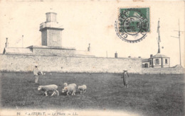 CARTERET - Le Phare - Moutons - Carteret