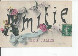 ST JAMES   Amitie  1908 - France