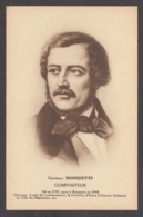 91436/ Gaetano DONIZETTI, Compositeur - Chanteurs & Musiciens