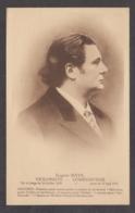 91445/ Eugène YSAYE, Violoniste, Compositeur Et Chef D'orchestre - Chanteurs & Musiciens