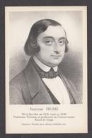 91453/ François PRUME, Violoniste Et Compositeur, Professeur Au Conservatoire De Liège - Sänger Und Musikanten