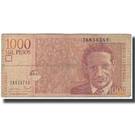 Billet, Colombie, 1000 Pesos, 2011-06-12, KM:456o, B - Colombia
