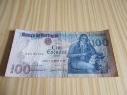 Portugal.Billet 100 Escudos 12/03/1985. - Portugal