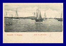 Montevideo * Bahia   ( Scan Recto Et Verso ) - Uruguay