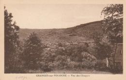 Granges - Vue Des Chappes - Granges Sur Vologne