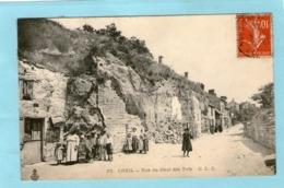 CREIL - Rue Du Haut Des Tufs - 1908 - - Creil