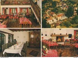 57) MENSBERG MANDEREN - SIERCK-LES-BAINS : Restaurant - AU RELAIS DU CHATEAU - Thionville