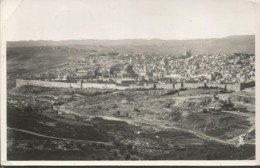 JERUSALEM JORDAN, PC, Uncirkulated - Jordanien