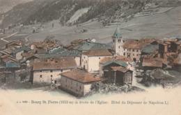 Bourg St. Pierre - Hôtel Du Déjeuner De Napoléon I - VS Valais