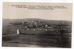 BOULOGNE SUR MER -- Vue Prise De La Plateforme De La Colonne De La Grande Armée--Cimetière Anglais Et Terlincthum - Boulogne Sur Mer