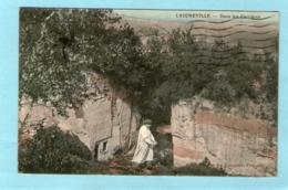 LAIGNEVILLE - Dans Les Carrières - 1915 - - Andere Gemeenten