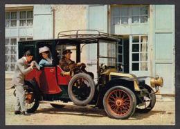 95858/ ANTIQUITE, Coupé Renault 1906, Collection Mansion - Postales
